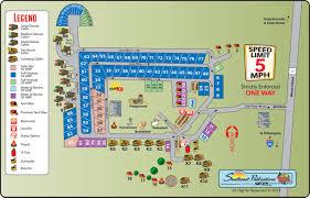 Map Of Outer Banks Nc Wilmington North Carolina Campground Wilmington Koa