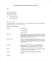 free intent letter templates u2013 22 free word pdf documents