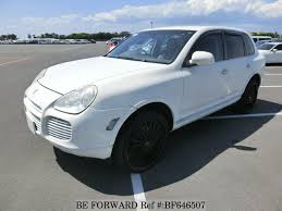 2006 porsche cayenne for sale used 2006 porsche cayenne gh 9pabfd for sale bf646507 be forward