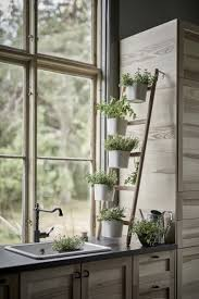 ikea sneak peek new bamboo plant stands and planters gardenista