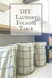 Laundry Room Table For Folding Clothes Best 25 Laundry Folding Tables Ideas On Pinterest Diy Clothes
