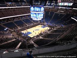 Amway Center Floor Plan Amway Center Section 213 Seat Views Seatgeek
