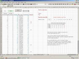 Numbers Spreadsheets Predict Lotto 649 Winning Numbers Excel Lottery Software Program