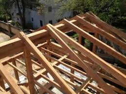 Timber Dormer Construction Timberframe Garage And Work Shop