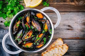 cuisiner moule recettes moules marinières