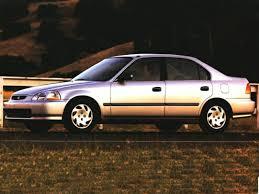 96 honda civic 2 door coupe 1996 honda civic overview cars com