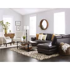 Brown Leather Sectional Sofa by Best 25 Tufted Sectional Ideas On Pinterest Tufted Sectional