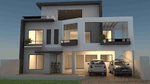 3d home design 5 marla 5 marla home interior design 2 3d front elevation mudy clay house