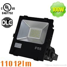 Led Outdoor Spot Lighting by 100w 11000lm Led Floodlight Led Outdoor Flood Light Cool White 85