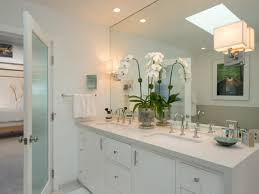 Modern Sconces Bahtroom Delicate Modern Bathroom Sconces Making Luminous And