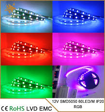 cree led light strips and hq fs3528 120w high density led