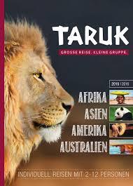 G Stige Kleine K Hen Taruk Katalog 2015 Grosse Reise Kleine Gruppe By Melanie Haape