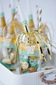 New Year Decorations Pinterest by New Year U0027s Eve Mason Jars Make Great Party Favors For Your New