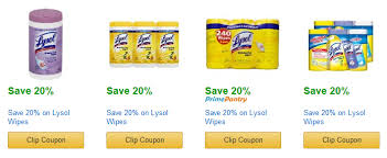 amazon black friday code coupon back to lysol wipes coupons deals on amazon