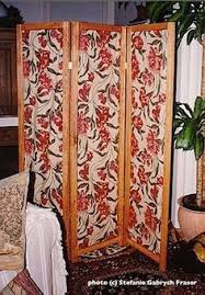 Folding Room Divider by Carved Wooden Screen Divider Decor Diy No Designer Necessary