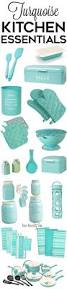 turquoise kitchen decor u0026 appliances kitchen decor gadget and