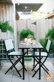 Small Patio Dining Sets Small Patio Decorating Ideas Trend Outdoor Patio Furniture On