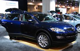 mazda cx 9 deals 2007 mazda cx 9 information and photos zombiedrive