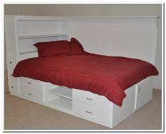 Bed Platform With Storage Full Size Platform Bed With Storage Drawers Fabulous As Full Size