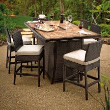 Patio Furniture Counter Height Table Sets Palermo Counter Height Table Set Frontgate