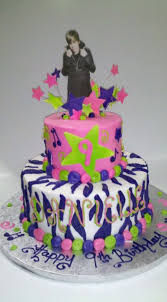 leslie u0027s cool cakes from stan u0027s northfield bakery justin bieber