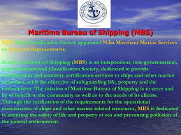 bureau of shipping niha merchant marine services ppt