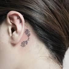 101 best i tattoo behind ear tattoo images on pinterest ear