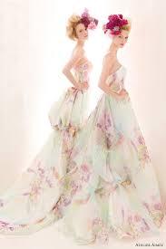 multi color wedding dress wedding dresses cakes bridal accessories hair makeup favors