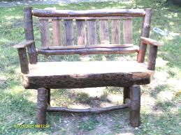 Rustic Outdoor Bench by Rustic Benches For Weddings Rustic Outdoor Furniture Brisbane