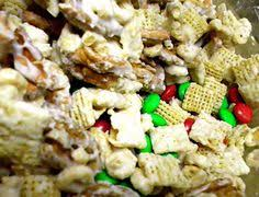 stacy u0027s sweet and crunchy christmas snack mix