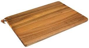 planche bois cuisine rustler planche à découper plateau en bois d acacia planche en