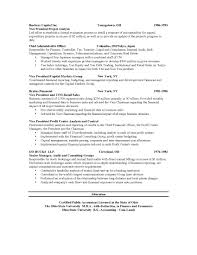 Sample Resumes For Sales Executives Resumes And Cover Letters The Ohio State University Alumni