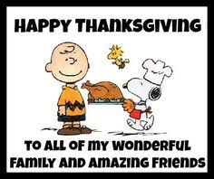 snoopy thanksgiving and idea for brown