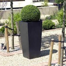 tall planters pots u2014 decor u0026 furniture popular green tall