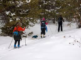go to cross country ski spots near salt lake city