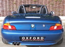 bmw z3 specialist bmw z3 2 8 roadster topaz blue 5 spoke alloys ac e roof fsh