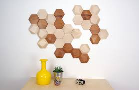 geometric wood wall geometric wooden wall tiles by monoculo design studio design milk
