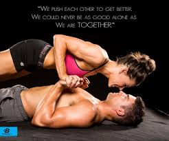 Fit Couple Meme - jim stoppani s six week shortcut to shred motivation shapes and