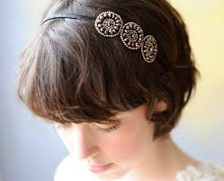 hairstyles with headbands foe mature women 91 best headbands images on pinterest hair accessories hair dos
