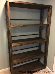 One Step Ahead Bookshelf Cute And Easy Bookshelves Hometalk