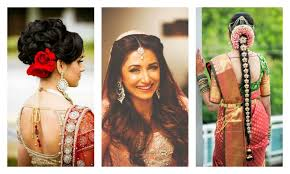 new hairstyles indian wedding indian wedding hairstyles for a traditional look
