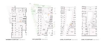 public floor plans gallery of daegu gosan public library competition entry theeae