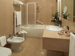 cute color bathroom ideas on with brown and blue charming small