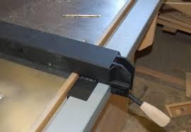 diy biesemeyer table saw fence джон heisz самодельная настольная пила столярка pinterest