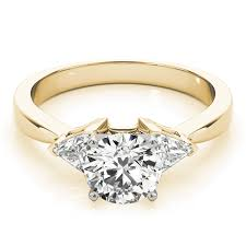 trillion engagement ring trillion engagement rings from mdc diamonds nyc