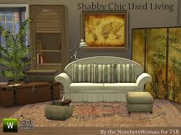 Shabby Chic Used Furniture by Thenumberswoman U0027s Shabby Chic Used Living Room