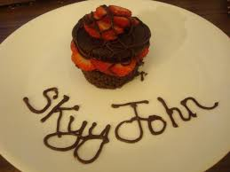 Skyy John by Vegan Chocolate Strawberry Shortcake Recipe Skyyjohn Vegan