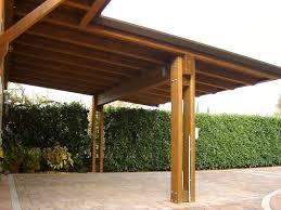 tettoia auto legno tettoie in legno verona porticati in legno provincia verona veneto