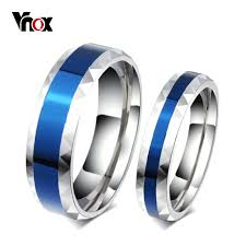 aliexpress buy vnox 2016 new wedding rings for women aliexpress buy vnox rhombus surface wedding rings for women