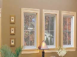 New Model House Windows Designs Window Trim Styles Interior Casing How To Make Ideas Moldings